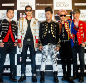 Big Bang Draws Big Crowds for Global Tour in Thailand