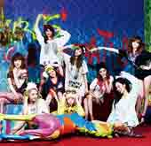 "Girls' Generation sweeps music charts with ""I Got a Boy..."