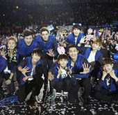 Super Junior gathers biggest audience in South America ...