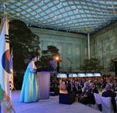 Ultimate goal of Korea-U.S. alliance is human happiness