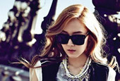SNSD's Jessica is a Parisian babe for 'Vogue Girl'