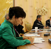 President Park proposes 'creative economy' for job creation