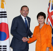 President Park holds summit with Singapore, Australia, Myanmar