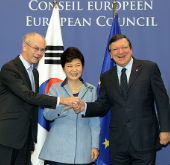 President Park's Europe visit bears fruit
