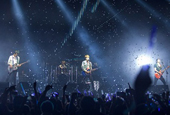 CN Blue's world tour concert in Mexico gathers 5,000