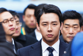 JYJ's Park Yoo Chun gets suited up for ′Three Days′