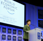 Remarks by President Park Geun-hye at the World Economic Forum An...