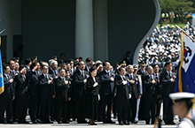 Korea´s 59th National Memorial Day