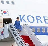President Park to visit Central Asia