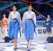 Uniforms unveiled for Incheon Asian Games 2014
