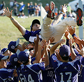Remarkable achievement after 29 years: Little baseball league