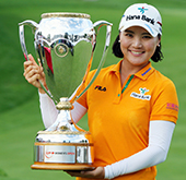 Ryu wins down-to-the-wire LPGA victory