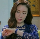 Fashionista Choi Ji-woo in 'Temptation'