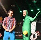 Busan comedy festival brings world together with humor
