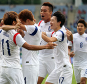 Men's, women's national soccer teams pass 1st hurdle