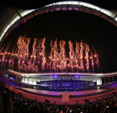 Asian Games kick off in Incheon