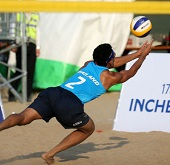 Sepaktakraw, beach volleyball start off Day 2 of Asian Games