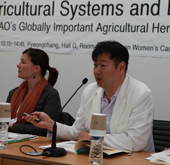 Korea, Japan share agricultural heritage research