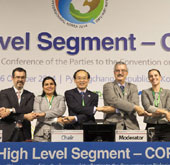 Gangwon Declaration adopted by world biodiversity conference