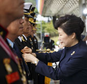 Address by President Park Geun-hye on the 66th Armed Forces Day