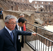 Korea, Italy join forces on cultural exchanges