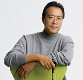 Silk Road travels with Cellist Yo-Yo Ma