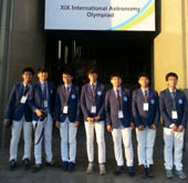 Korean teens win at Int'l Astronomy Olympiad