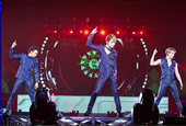 JYJ gifts fans with special serenade of love for ′JYJ J...