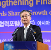 Korea, 10 Asian nations discuss financial infrastructure