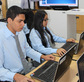 High-tech classroom opens in Paraguay