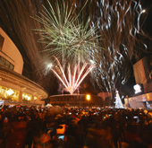 New Year's Eve concerts on the way