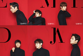 Shinhwa goes black and red for ′WE′ album concept in me...