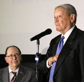 'Ode to My Father' moves Korean War veterans