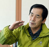 County mayor: enjoy beautiful water, nature in Hapcheon