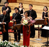 Korean classical musicians wow Warsaw audience