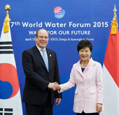 Korea, Monaco hold summit meeting