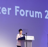 Water conference opens in Daegu: 'Water for Our Future'