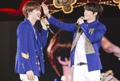 Super Junior D&E successfully completes second Japanese...