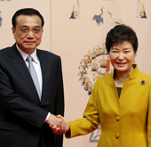 Park, Li agree to boost strategic dialogue on N. Korea's nuclear ...