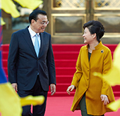 Korea, China vow to further enhance bilateral cooperation