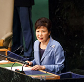 President Park to attend Nuclear Security Summit