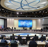 Park calls for int'l bodies to strengthen role for nuclear securi...