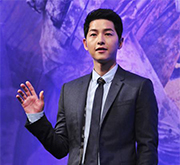 Song Joong-ki′s Chinese advertising revenue revealed