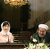 Korea, Iran support peaceful unification of Korean Peninsula