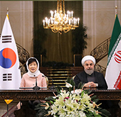 Korea-Iran joint statement supports denuclearization, peaceful un...