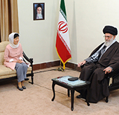 President, Iranian supreme leader discuss bilateral partnership