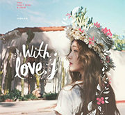 Jessica's 'With Love, J' hits number 1 on Hanteo