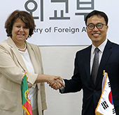 Korea expands cooperation with Portugal