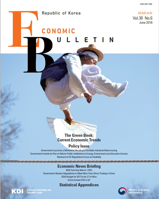 Economic Bulletin (Vol. 38 No. 6)
