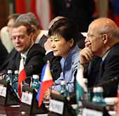 ASEM members join forces for global economy: president